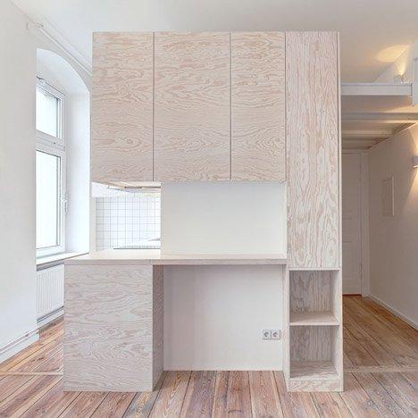 The 10 best minimalist kitchens on Dezeen