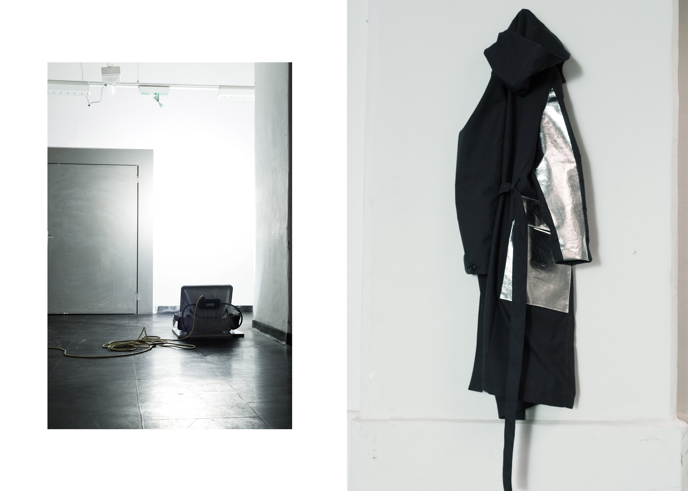 VDW: A Character's Coat exhibition by Pia Baurenberger