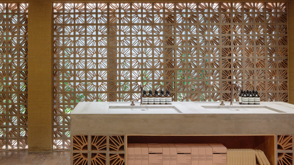 Campana Brothers Use Hollow Terracotta Blocks For S 227 O