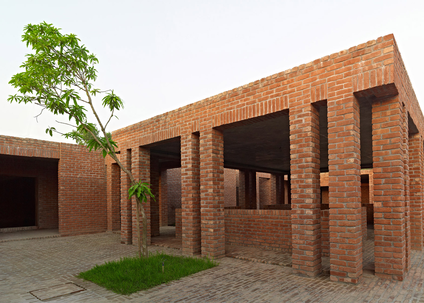 Friendship Centre, Gaibandha, Bangladesh by Kashef Mahboob Chowdhury of URBANA