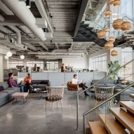 Ancestry offices by Rapt Studio