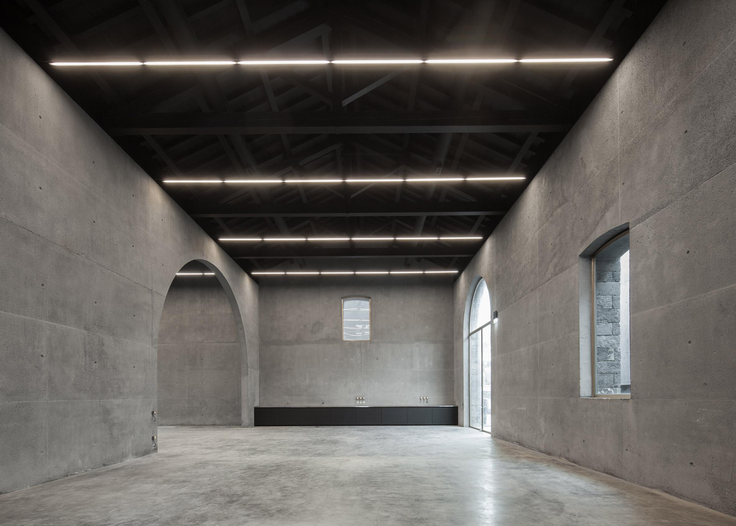 Arquipelago Contemporary Arts Centre by Menos é Mais Arquitectos and João Mendes Ribeiro