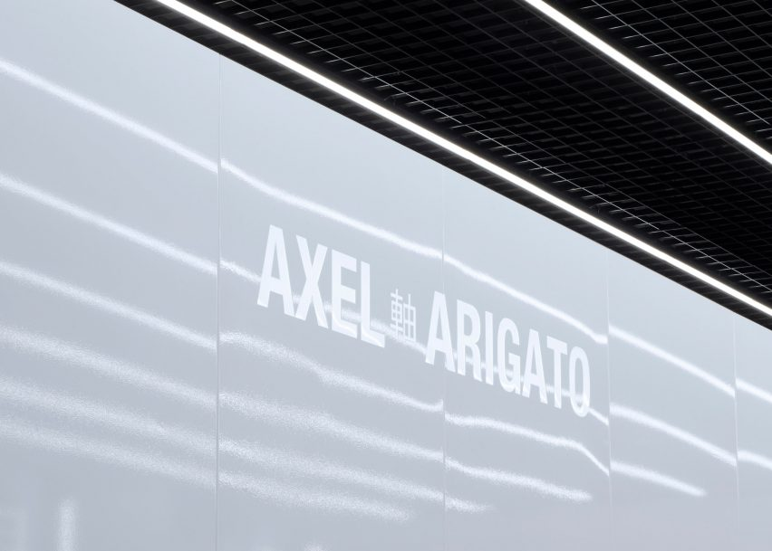 Axel Arigato store London by Christian Halleröd