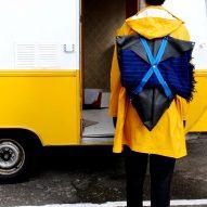 BAG2WORK backpacks by refugees