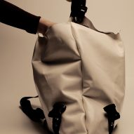 BAG2WORK backpacks by refugees