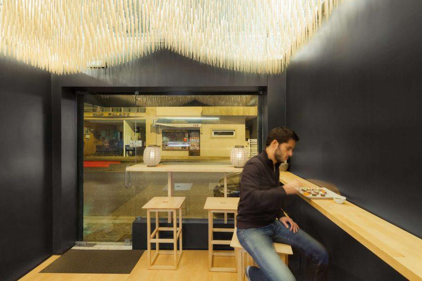 Basho Sushi House by Paulo Merlini