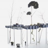Bouroullec brothers explore urban development in utopian diorama series