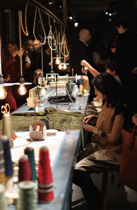 Burberry marries fashion with craft at Makers House