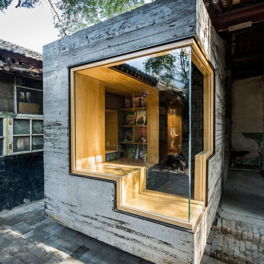 Cha'er Hutong Children's Library and Art Centre