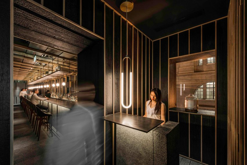 neri hu designs dramatic light filled atrium for shanghai restaurant rh dezeen com interior design internship shanghai interior design course shanghai