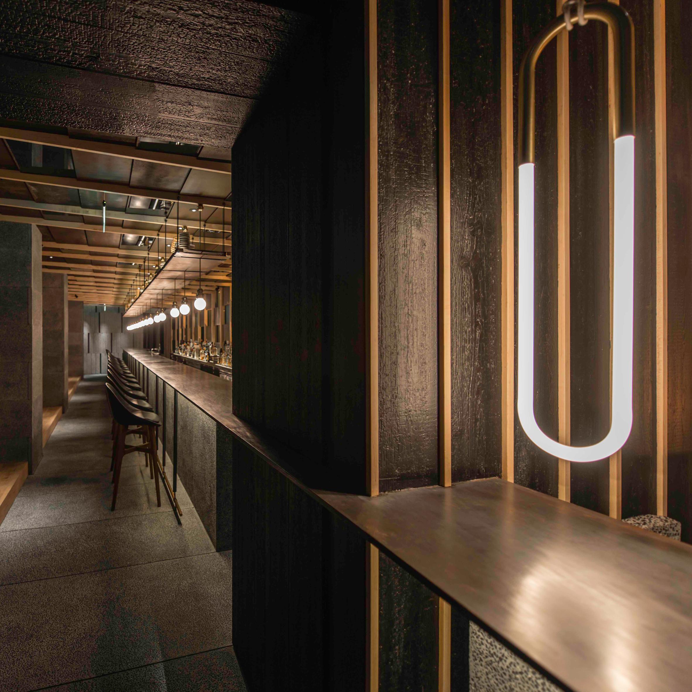 Neri&Hu designs dramatic light-filled atrium for Shanghai restaurant