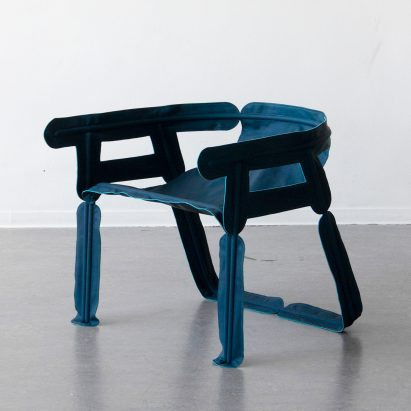Christian Heikoop Glissade chair