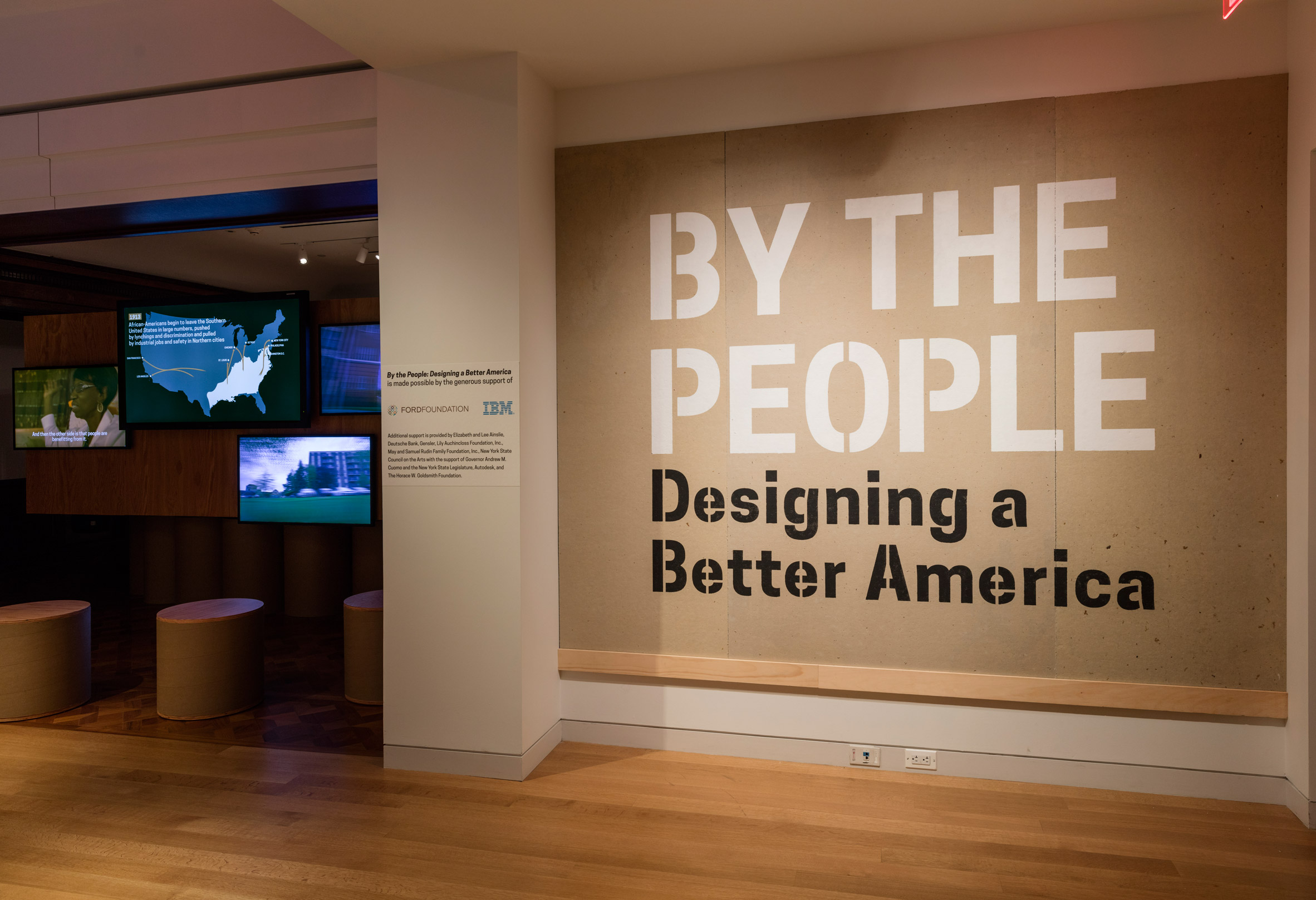 Socially responsible design in America presented in Cooper Hewitt exhibition