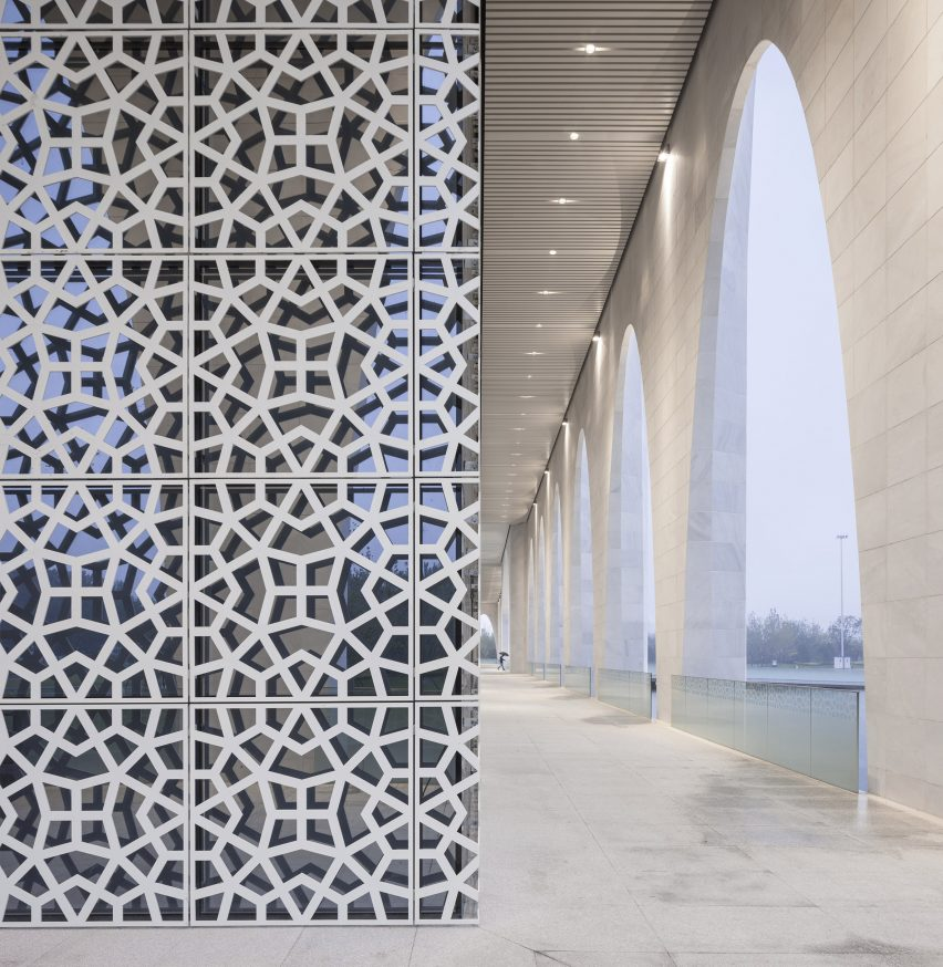 Da Chang Muslim Cultural Center by He Jingtang