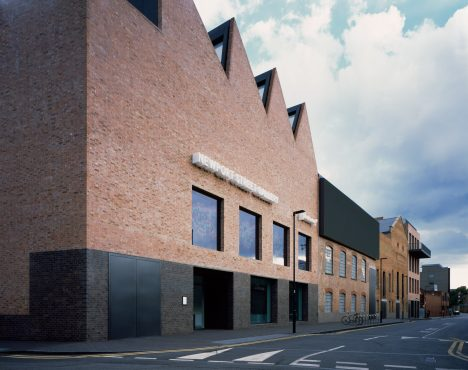 Caruso St John wins Stirling Prize 2016 for Damien Hirst's Newport Street Gallery