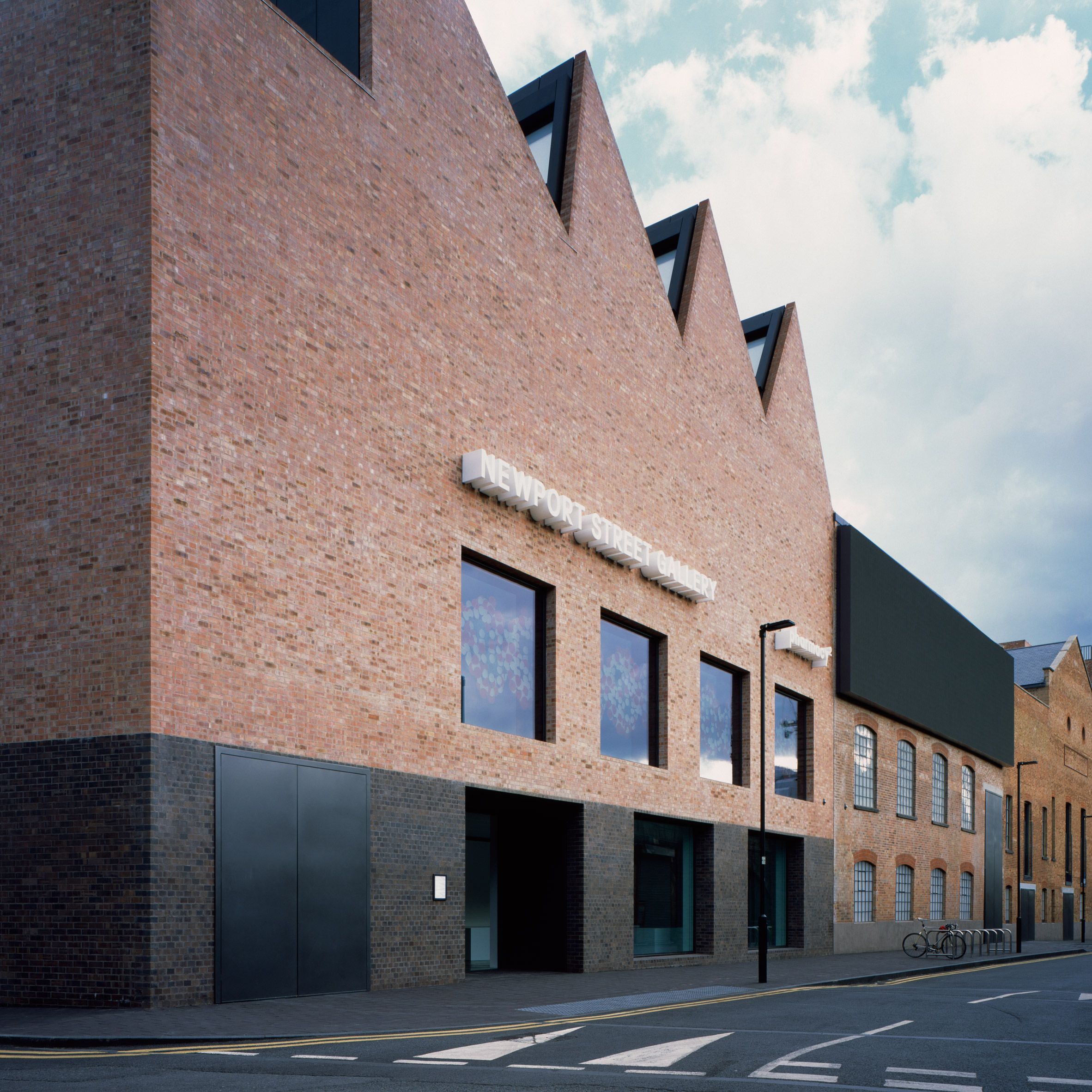 STIRLING PRIZE WINNER