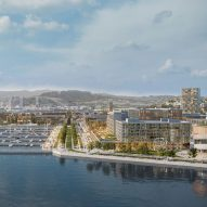 David Adjaye's firm to masterplan San Francisco shipyard revitalisation