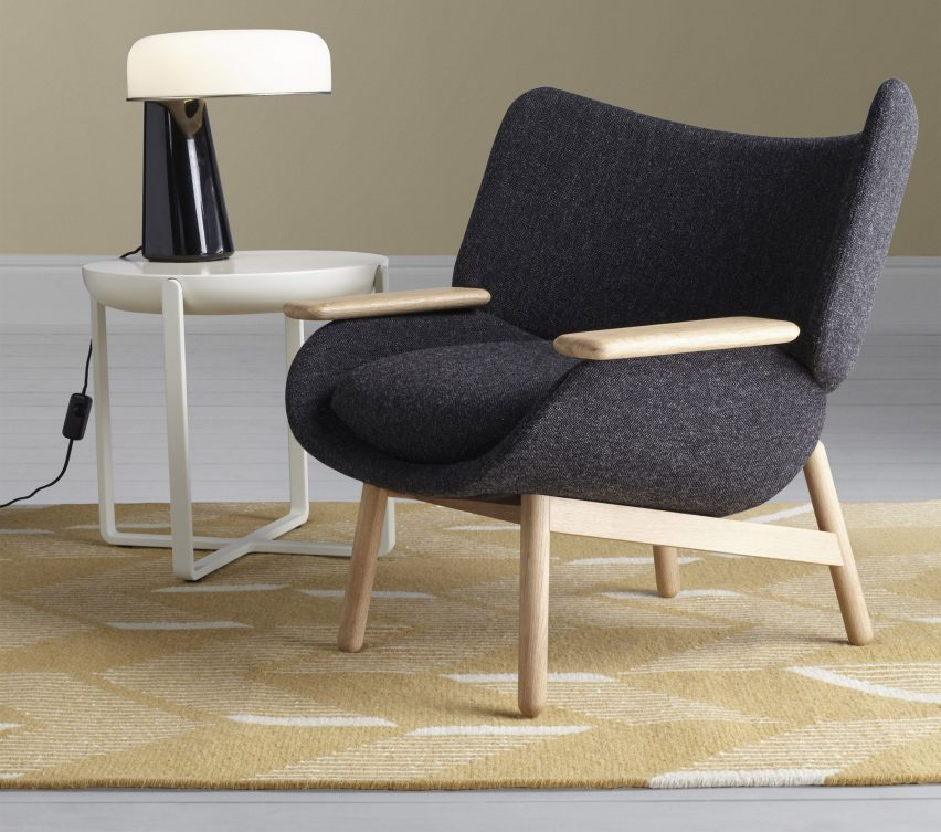 Doshi Levien furniture collection for John Lewis