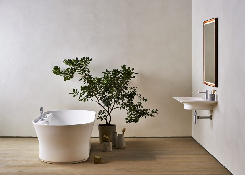 Foster + Partners and Porcelanosa TONO bathroom taps