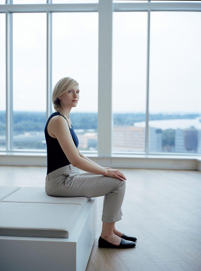 Pauline van Dongen - FysioPal posture clothing