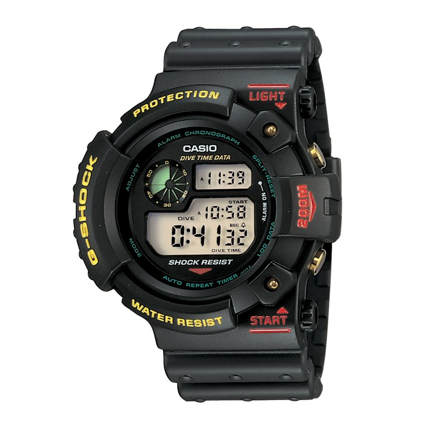 Other products include the 1993 diver's watch, which is water-resistant
