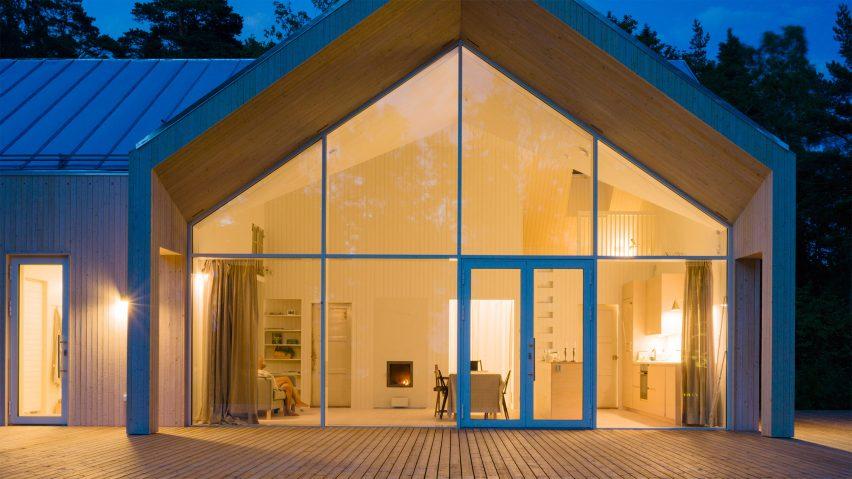 Gamla Villa by Mer Architects