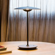 Ginger portable lamp by Marset