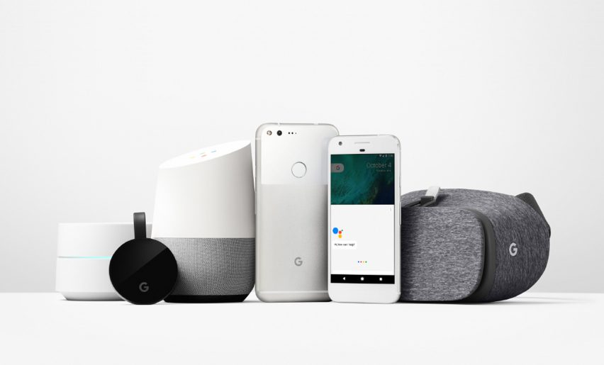 Google launches own-brand smartphone to rival Apple