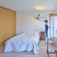 h2o architectes apartment in Sceaux