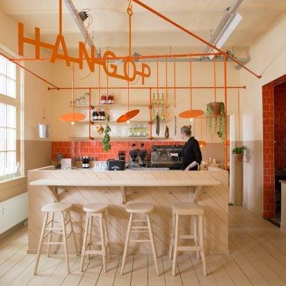 Hangop Bar по Overtreders W