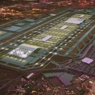 Grimshaw's Heathrow Airport expansion gets government go-ahead