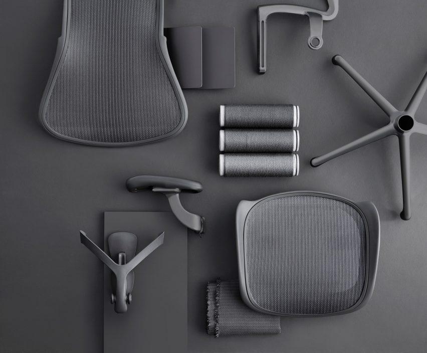 Popular Herman Miller Aeron Chair