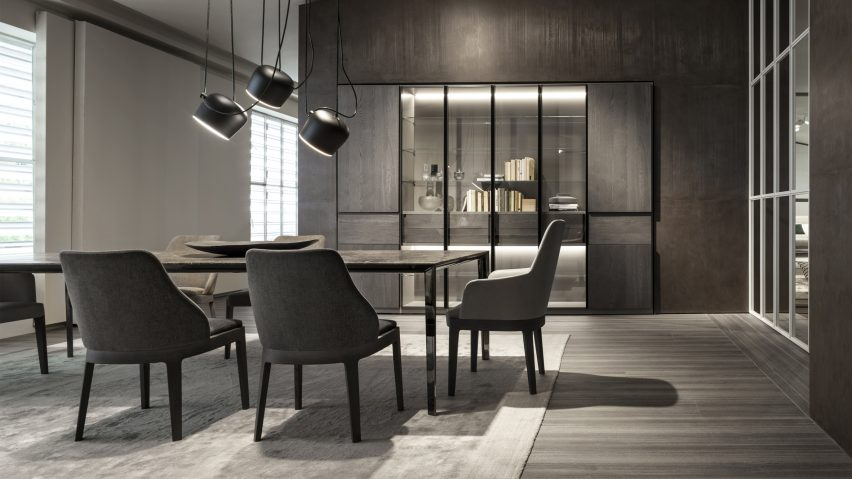 Molteni&C Dada showroom