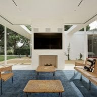 Hollywood Hills Residence by Struere