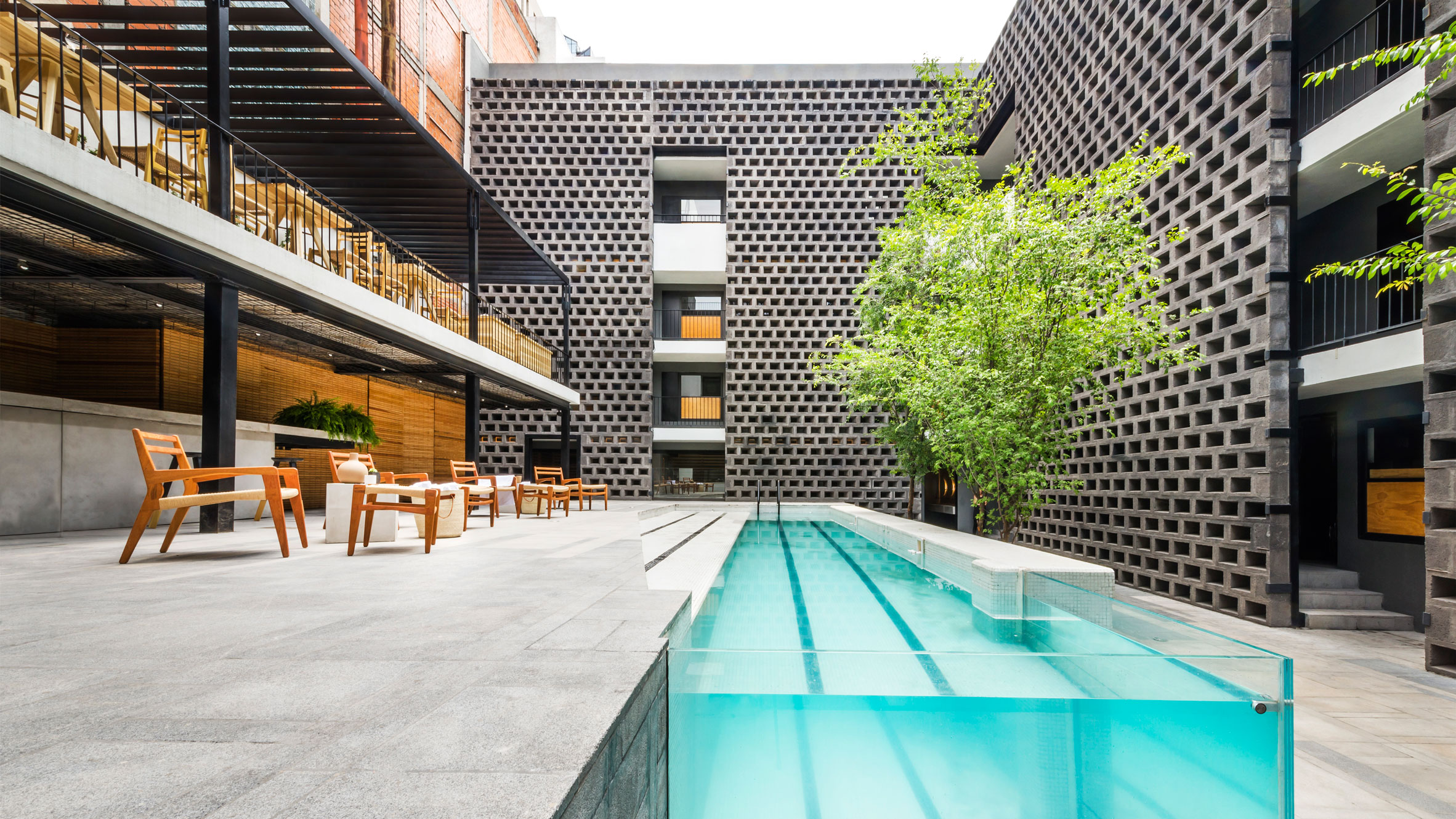 Hotel design and hostel architecture Dezeen magazine - ^