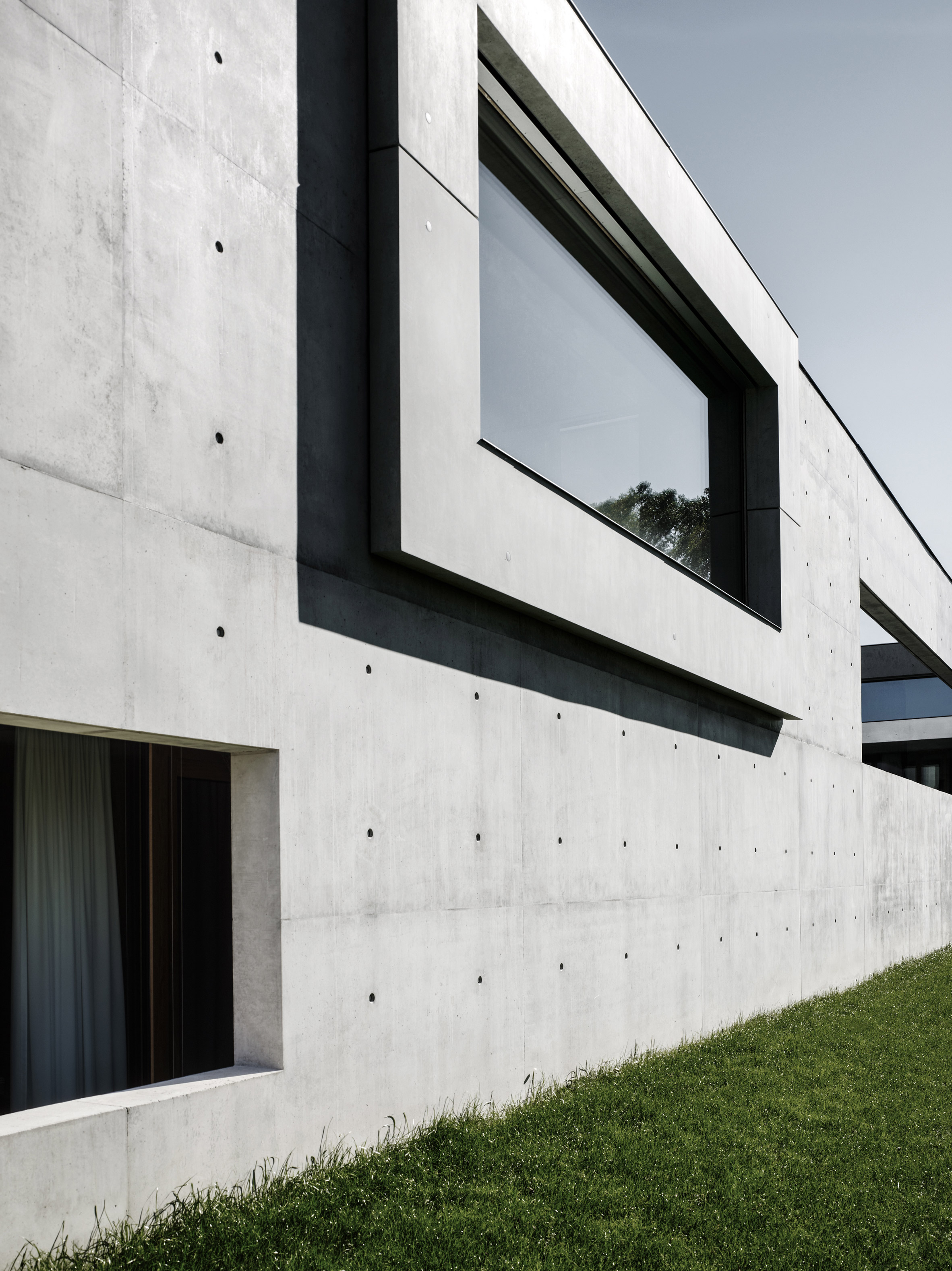 house of yards marte marte architects vorarlberg austria concrete swimming pool dezeen 2364 col 9