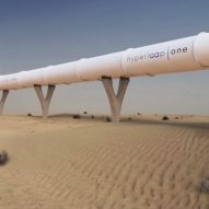 Richard Branson revealed as major investor in Hyperloop One