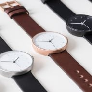 Glasgow brand Instrmnt launches second watch collection