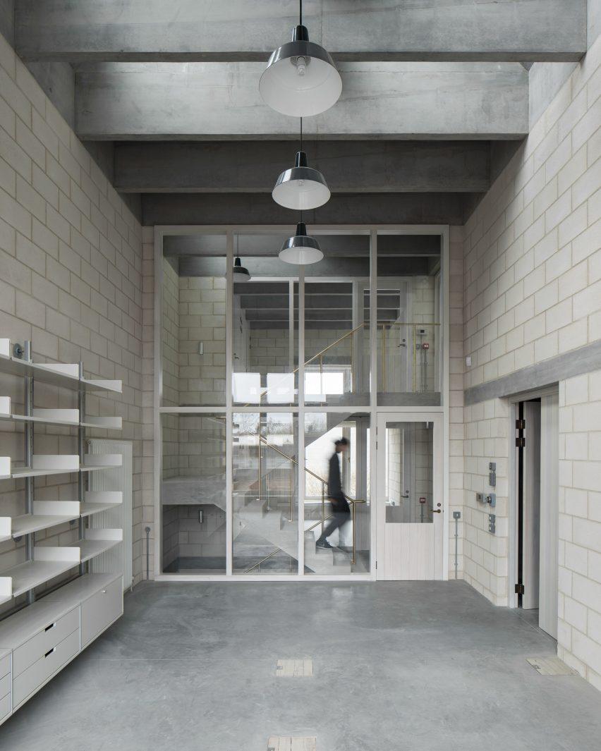 Juergen Teller studio by 6A