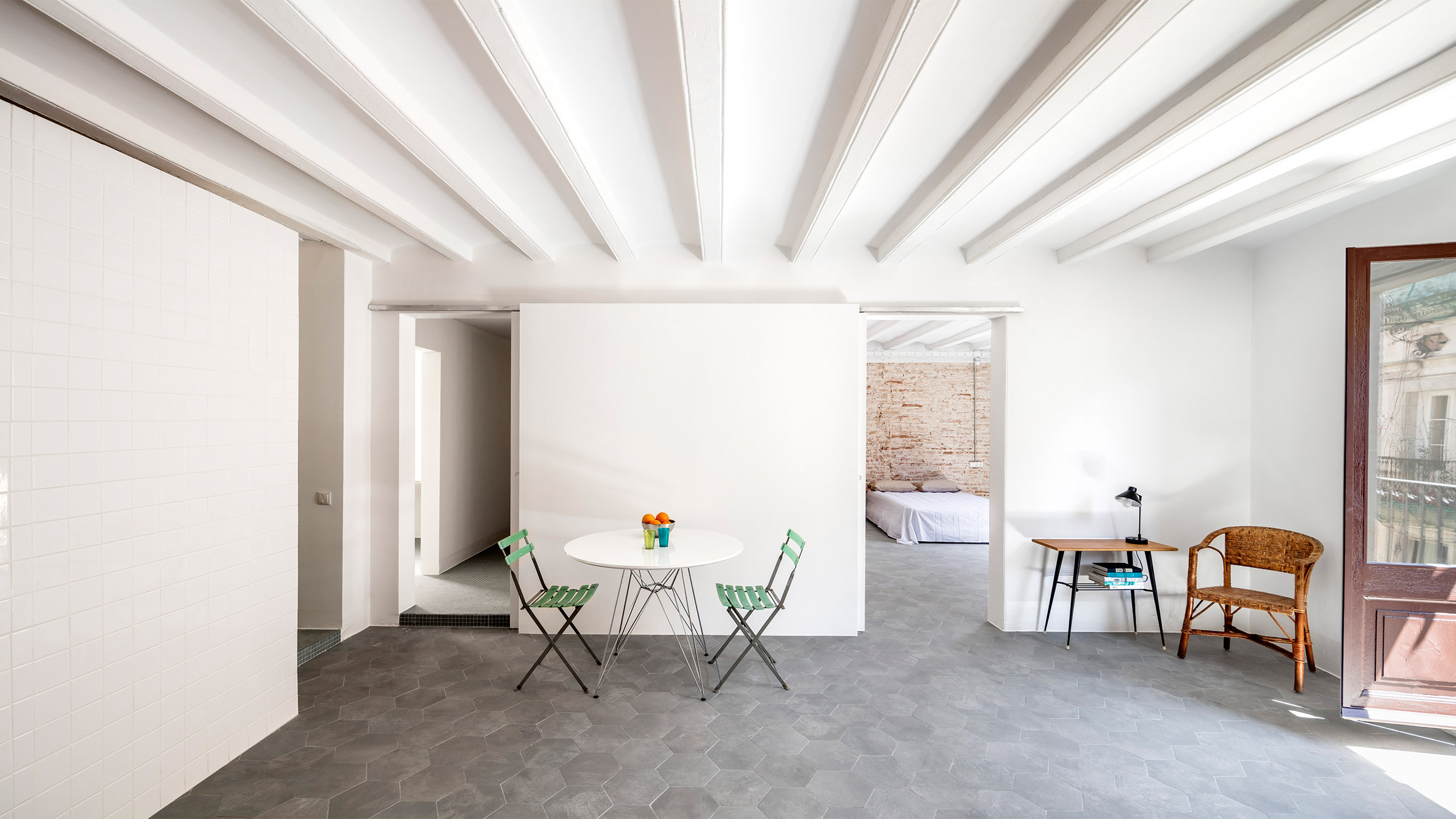 Barcelona apartments interior design Dezeen