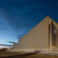 Lucena auditorium by MX_SI