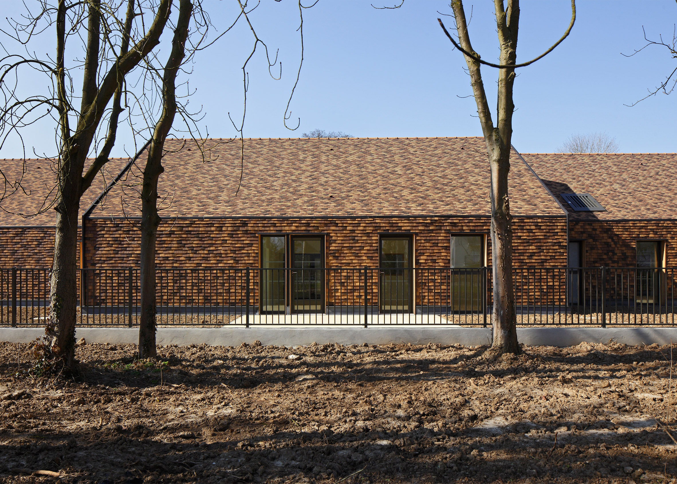 Maison de la Petite Enfance by Nomde Architectes