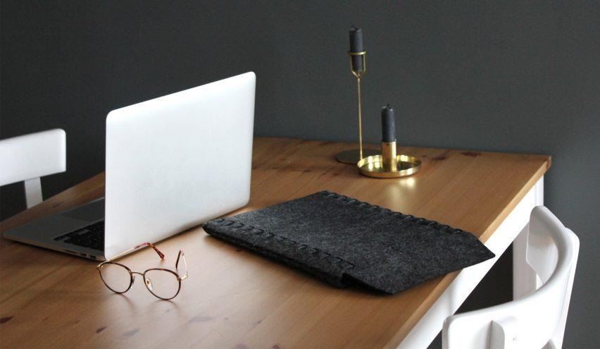 Makersleeve kickstarter sustainable sleeve design