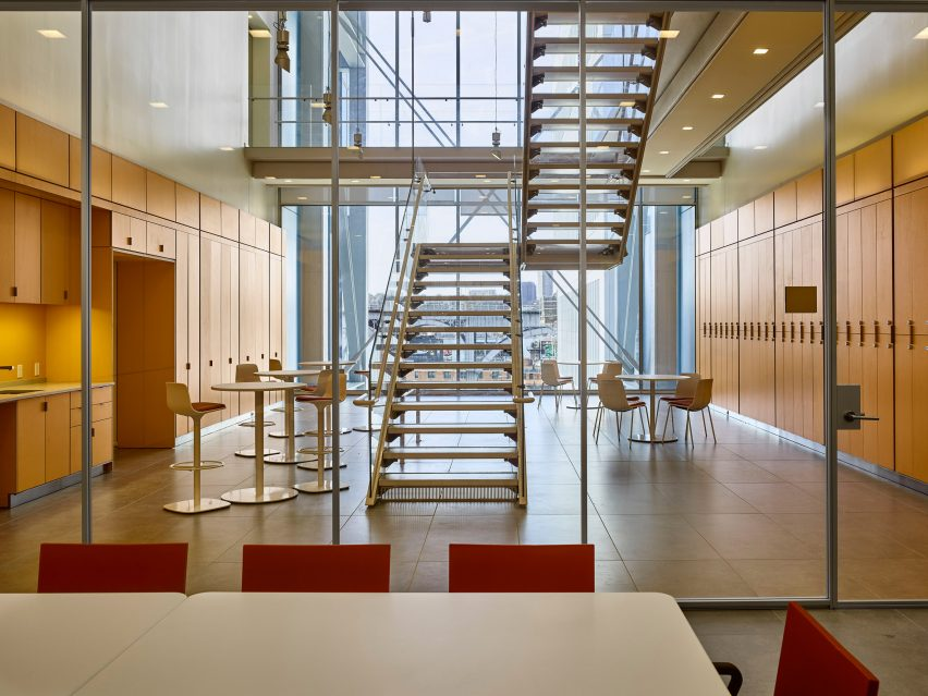 Jerome L Greene Science Center by Renzo Piano