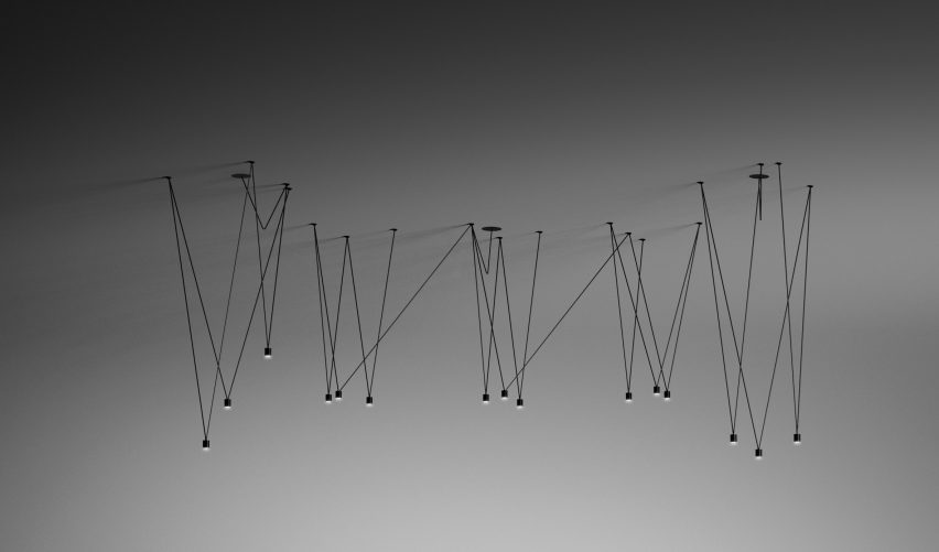 Vibia's customisable Crea lighting collection is made for designers