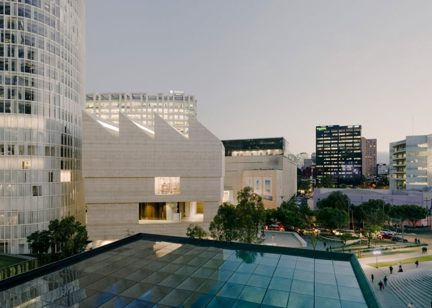 Museo Jumex by David Chipperfield Architects. Photograph by Simon Menges