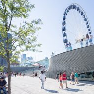 Chicago's century-old Navy Pier revitalised by James Corner Field Operations and nArchitects