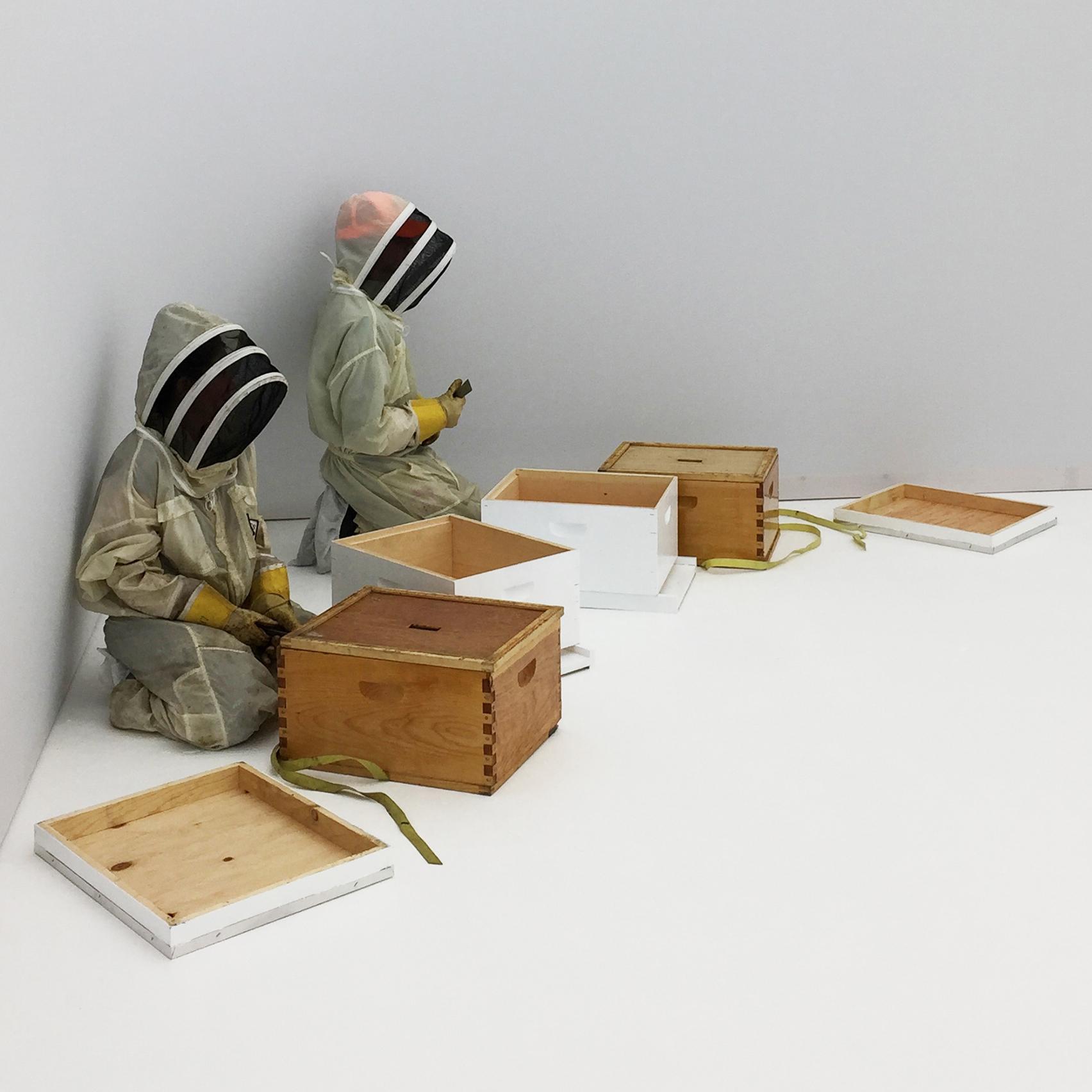 Neri Oxman synthetic apiary
