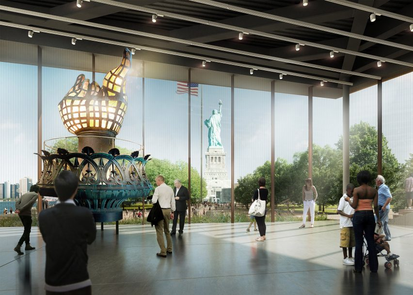 News: Statue of Liberty Museum