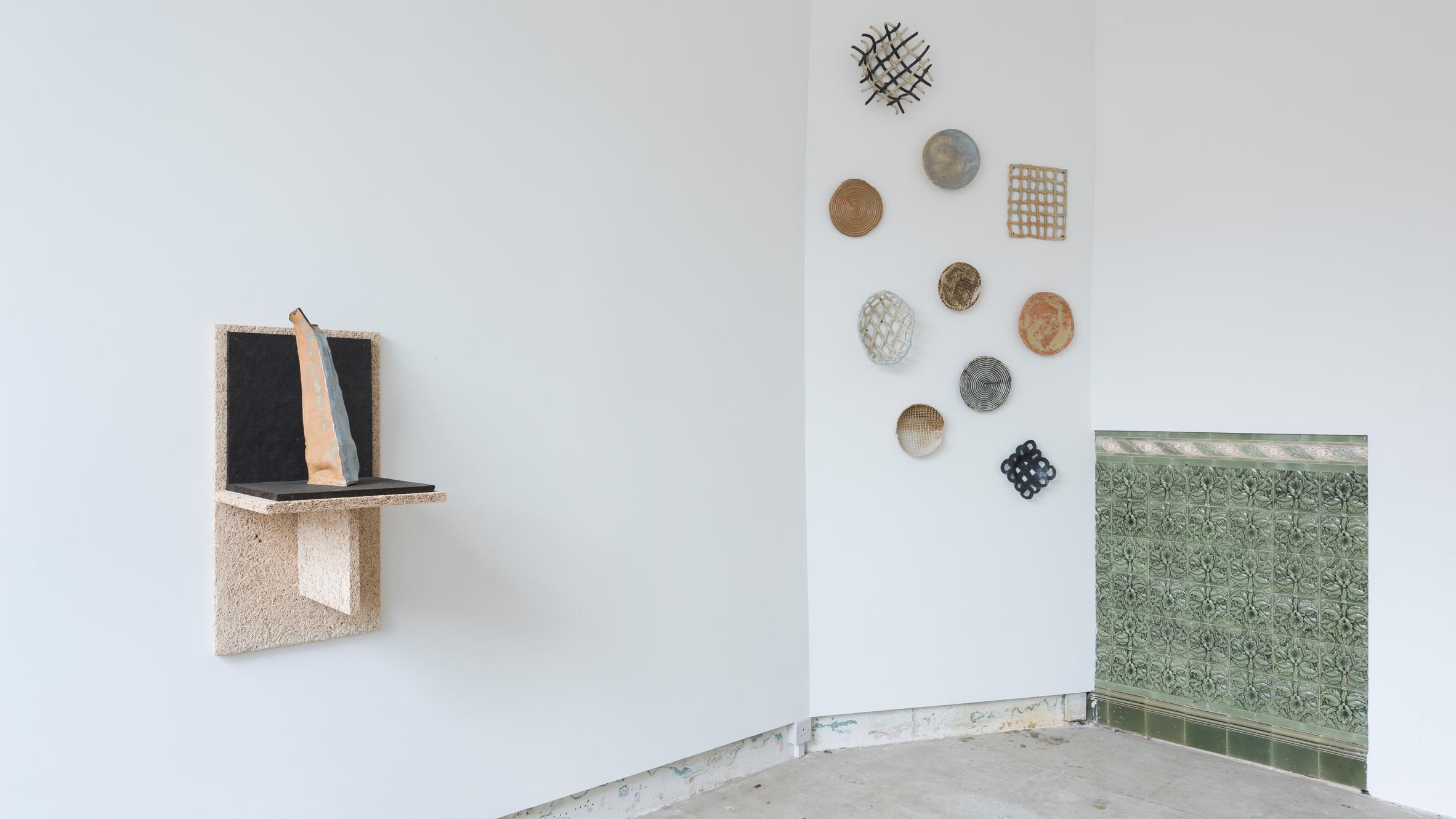 No Ordinary Love exhibition by Martino Gamper and friends Seed Gallery